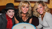 Mamma Mia! - 13th Anniversary - 10/14 - Lauren Cohn - Judy McLane - Felicia Finley