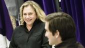 High rehearsal – Kathleen Turner – Evan Jonigkeit