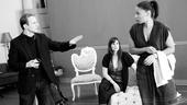 In Rehearsal with By the Way, Meet Vera Stark - Kevin Isola – Stephanie J. Block – Sanaa Lathan