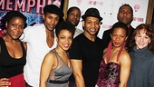 Memphis Celebrates 1,000 Performances – Tracee Beazer Barrett -Preston W. Dugger III - Monette McKay - Jermaine R. Rembert - Derrick Baskin - Bahiyah Sayeed Gaines - Ken Robinson - Elizabeth Ward Land.