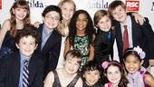Matilda – Opening Night – Kids Ensemble
