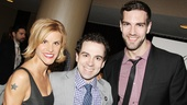 2013 Drama League Awards Luncheon — Jenn Colella — Rob McClure — Timothy Hughes