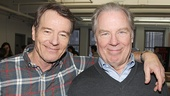 All The Way - Meet and Greet - Bryan Cranston - Michael McKean