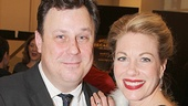 Bullets Over Broadway - Meet and Greet - OP - Brooks Ashmanskas - Marin Mazzie