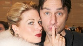 Bullets Over Broadway - Meet and Greet - OP - Marin Mazzie - Zach Braff