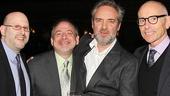 Roundabout Gala - Sam Mendes - OP - 3/14 - Mark Kaufman - Mark Shaman - Sam Mendes - Kevin McCormick