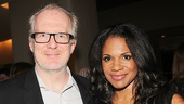 Tony winners Tracy Letts (The Realistic Joneses) and Audra McDonald (Lady Day).