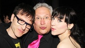 MTC Gala - 2014 - OP - 5/14 - Stephen Trask - Harvey Fierstein - Lena Hall
