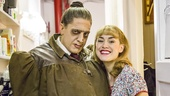 Matilda - Backstage - 2/15 - Christopher Sieber