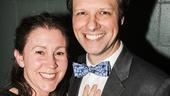 Fun Home - Opening - 4/15 -  Jim Stanek - wife - beth