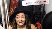 Something Rotten! - Backstage Photo Feature - 5/15 - Marisha Wallace