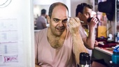 Something Rotten! - Backstage Photo Feature - 5/15 - Brooks Ashmanskas - Brad Oscar