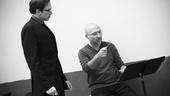 High rehearsal – Stephen Kunken – Rob Ruggiero