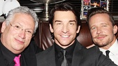 MTC Gala - 2014 - OP - 5/14 - Harvey Fierstein - Andy Karl - Will Chase