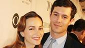 Tony Awards - OP - 6/14 - Leighton Meester - Adam Brody