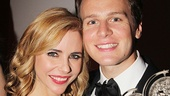 Tony Awards - OP - 6/14 - Kerry Butler - Jonathan Groff
