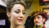Something Rotten! - Backstage Photo Feature - 5/15 - Beth Johnson Nicely - Eric Sciotto
