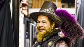 Something Rotten! - Backstage Photo Feature - 5/15 - Peter Bartlett