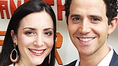 Peter and the Starcatcher Opening Night – Jessica Hershberg – Santino Fontana