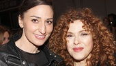 <I> Beautiful: The Carole King Musical</I>: Opening - Sara Bareilles - Bernadette Peters