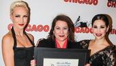 Chicago - Anniversary - Second Longest Running - 11/14 - Amra-Faye Wright - Cynthia Lopez - Bianca Marroquín