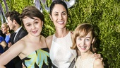 The Tony Awards - 6/15 - Emily Skeggs - Beth Malone - Sydney Lucas