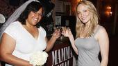 Mamma Mia 15th Longest Running Show - Brandi Burkhardt - Lauren Hopkins Sheridan