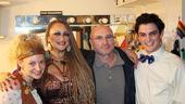 Nickelback at Rock of Ages - Phil Collins - Lauren Molina - Michele Mais - Wesley Taylor