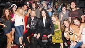 Nickelback at Rock of Ages - cast - nickelback