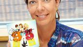 9 to 5 CD Signing - Allison Janney (with CD)