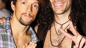 Jason Mraz and Judd Apatow at Hair - Jason Mraz - Will Swenson