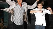 Tommy Tune Visits Billy Elliot - Tommy Tune - Kiril Kulish