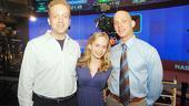 Shrek at NASDAQ – David F.M. Vaughn - Tessa Albertson - Justin Greer