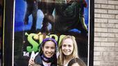 Shrek princess contest winners – Laura Laureano – Hannah Beatt – Rozi Baker – Maya Goldman – Tessa Anderson