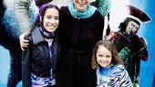 Shrek princess contest winners – Hannah Beatt – Sutton Foster – Laura Laureano (portrait)