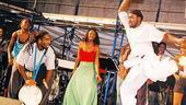 Fela Meet and Greet - Dance Solo
