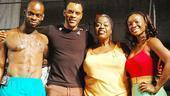 Fela Meet and Greet - Kevin Mambo - Saycon Sengbloh - Sahr Ngaujah - Lillias White group