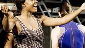 Fela Rehearsal - Saycon Sengbloh