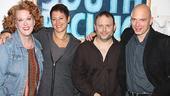 Michael Cerveris at South Pacific – Michael Cerveris – Todd Cerveris – Liz McCartney – Marisa Cerveris