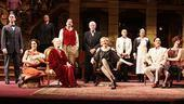 Royal Family Opening Night – curtain call group