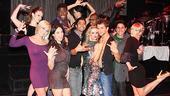 So You Think You Can Dance Finalists at Burn the Floor – Anya Garnis – Pasha Kovalev (vamping)
