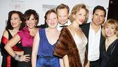 Bye Bye Birdie Opening Night - Suzanne Grodner - Natalie Hill - Patty Goble - Bill Irwin - Paula Leggett Chase - Todd Gearheart - Collen Fitzpatrick