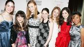 Bye Bye Birdie Opening Night - Allison Strong - Deanna Cipolla - Julia Knitel - Jillian Mueller - Allie Trimm - Emma Rowley Brynn Williams