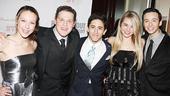 Bye Bye Birdie Opening Night - Bethany Tesarck - Paul Pilcz - Jess Le Protto - Catherine Blades - Daniel Quadrino