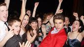 Bye Bye Birdie Opening Night - kids cast party