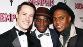 Memphis Opening - Cary Tedder - Daniel J. Watts - Ephraim Sykes