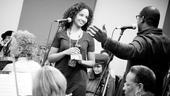 Ragtime Sitzprobe – Stephanie Umoh – Quentin Earl Darrington