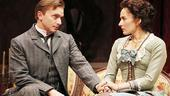 Michael Cerveris as Dr. Givings and Laura Benanti as Mrs. Givings in In the Next Room or the Vibrator Play.