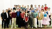 White Christmas 2009 meet and greet – big group