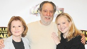 Bullets Over Broadway - Meet and Greet - OP - Letty Aronson - Santo Loquasto- Susan Stroman